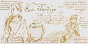 -FMA- Hawkeye banner by WildBlackWolf