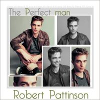 Robert Pattinson III by NessaSotto