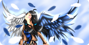 C-A: .: Wings Of Freedom :. by rubierubieee