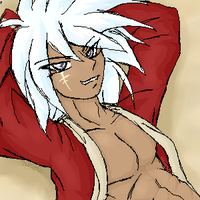 Thief King Bakura by EvilChibiNic