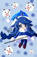 Winter Wonderland Lulu by AsianPanties