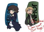 Sherlock Charms by LiltingMoone
