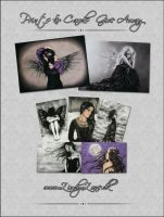 Prints and Cards Give Away by Zindy
