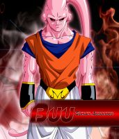 Buu (Gohan Absorbed) Promotion / Hobby by jin-05