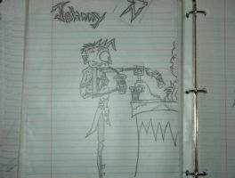 Johnny The Homicidal Maniac by Reaper0fSouls