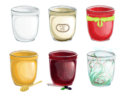 Lookin' At A Thing In A Jar by lui-ysia