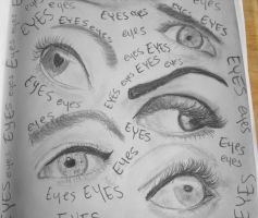 Eyes by hollyluvsarty