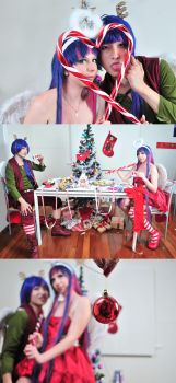 PSG: The Sweetest Christmas. by Mileyx
