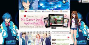 Aoba Theme For My Candy Love by DannielleStefPhantom