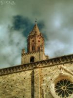 Church Tower by CJ35