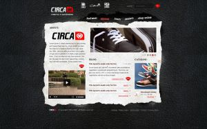 C1rca by Slayerprk by templateartists