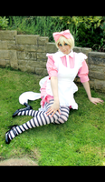 Alois In Wonderland Cosplay by CauldronOfMischief