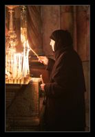 Christmas - Holy Sepulchre VI by invisiblewl