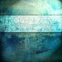 Frozen Zero - Tecktonic Party Artwork by Andenix