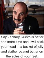 Poirot Speaks by GoodOldBaz