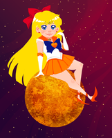 Sailor Venus by ScrapCity