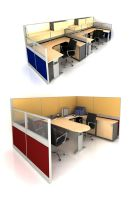 System Furniture 3D by archlover