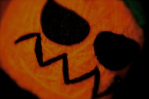 Pumkin Head by LunaticNate