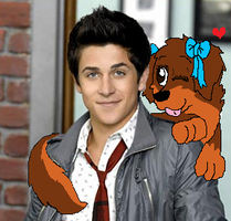 David Henrie and Alina by Nantuckett