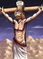 crucified by flaviuss