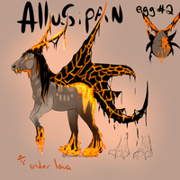 Allusipan Hatched Egg #2 by Allixi