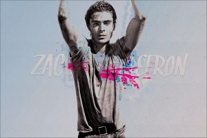 Zac Love by NessaSotto
