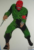 RedSkull by 12jack12