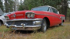 '58 Buick Survivor I by tundra-timmy