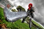Erza's Purgatory Armour by adaman77