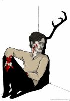 Hannibal : Will Graham : Adapt, Evolve, Become by 666solitaryman