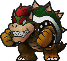 King Bowser by Fawfulthegreat64