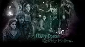 Harry Potter and the Deathly Hallows by Phoenixa86