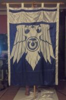 Ultramarines Banner by sMadman