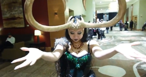 Lady Loki Steamcon V video still by arcticphoenixstudios