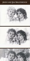 Frodo and Sam Walkthrough by Verlisaerys