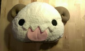 Poro Pillow by Kairi-i