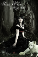 Gothic Snow White by winged-bullet