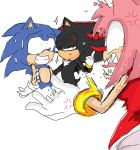 Obsessive hammer happy can`t take a hint (Sonadow) by SonicMiku