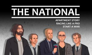 The National by Clotaire