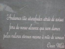 Oscar Wilde by sumabell