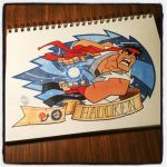 Hadoken by Chad73