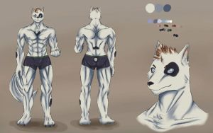 Art Trade PhoenixSpeed: Ref Sheet (2) by Chibikoma