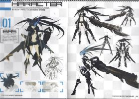 PGs 3 and 4 BRS Artbook by JamesRolfeII