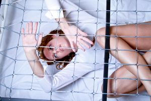 Candi B. Caged 20 by Deathrockstock