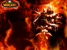 Wrath of the Lich King by Couiche