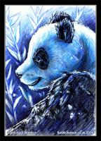Giant Panda  Earth Hour Fundraiser  update: SOLD by Kat-Nicholson