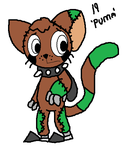 19 or puma by evilpinguperson