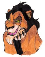 Scar...from the Lion King? by tortured-infinity