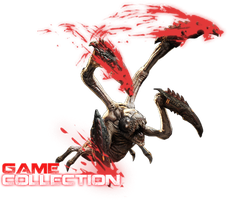 Gears Game Collection Title by GAMEKRIBzombie
