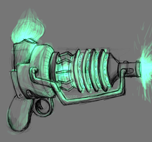 Gun Concept 2 by 2Phill4You